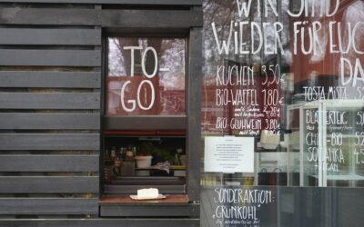 TO GO Verkauf im Ufercafé